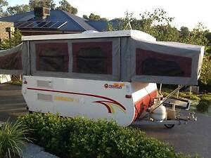 Franklin camping trailer custom build (not Jayco) Diamond Creek Nillumbik Area Preview