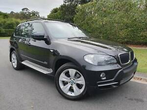 2008 BMW X5 3.0d SUV - 7 SEATS - FULL SERVICE HISTORY Sippy Downs Maroochydore Area Preview