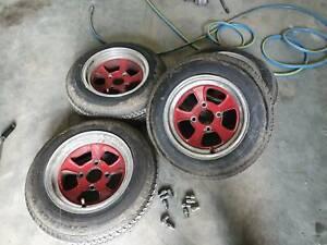 Early corolla 4x114.3 mag wheels