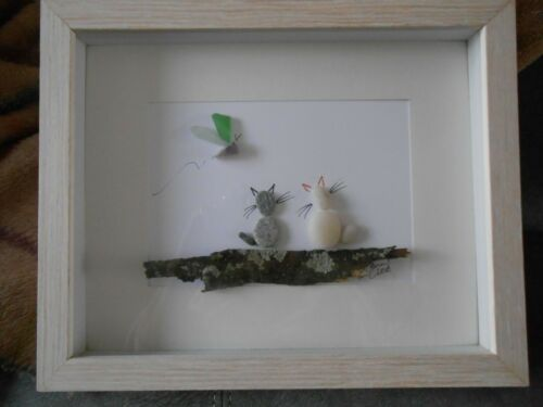 Sea Glass Artwork