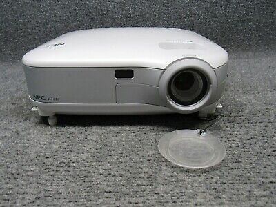 NEC LT280 2500 Lumens LCD Projector No Remote