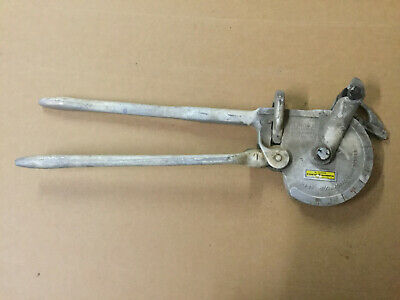 Parker Hannifin 12-2829r 34 Racheting Tube Bender Electrical Conduit Rigid