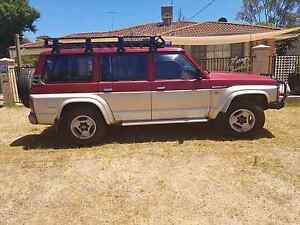 Nissan Patrol Reduced for quick sale Greenfields Mandurah Area Preview