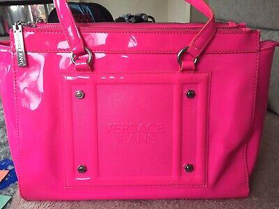 Genuine Versace Jeans Handbag