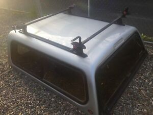 Canopy for Mid-Size Truck, 5 1/2ft box