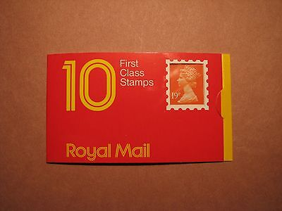 Great Britain Stamp Scott# 729 Booklet With Window  MNH C50