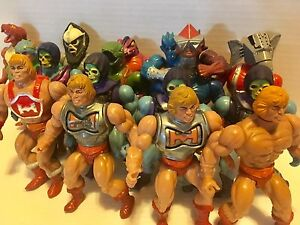 WANTED VINTAGE MASTERS OF THE UNIVERSE