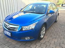 2009 Holden Cruze CDX Sedan South Perth South Perth Area Preview