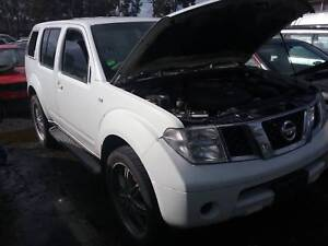 NOW WREAKING NISSAN PATHFINDER WHITE  COLOR ALL PARTS 2011 Dandenong South Greater Dandenong Preview
