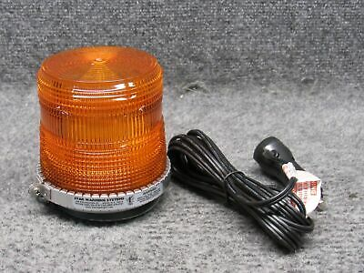 Star Warning Systems 200zm Compact Magnet Mounted Strobe Beacon Light