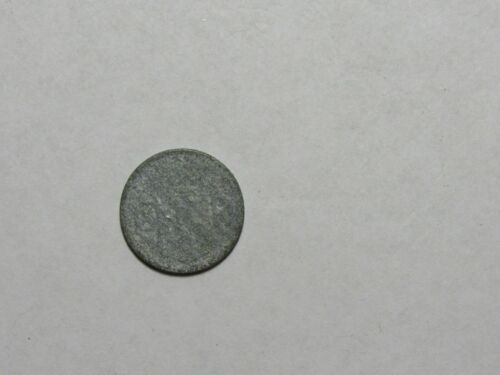 Old Iceland Coin - 1942 10 Aurar - Circulated, dateless, corroded