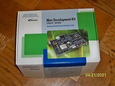Altera Fpga Development Board Stratix Nios