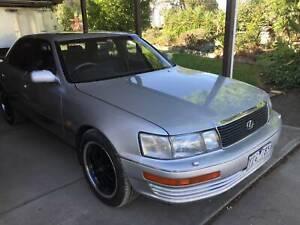 1991 lexus ls400 service repair manua