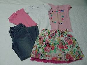 Size 7 girls clothing - Pumpkin Patch & Origami Bethania Logan Area Preview