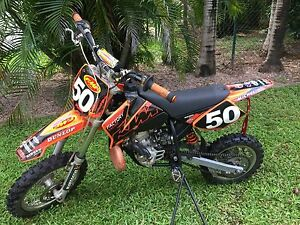 2007 KTM SX50 Gunn Palmerston Area Preview
