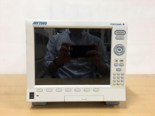 Yokogawa MV2000 MV2020 Mobile Recorder