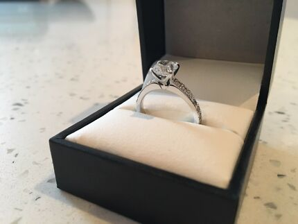 1.57 carat Diamond Engagement Ring