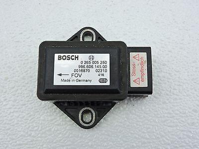 PORSCHE 911 CARRERA 4 BOXSTER ANTI LOCK BRAKE SENSOR CONTROL MODULE OEM -554 FS