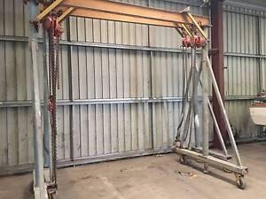 WORKSHOP CLOSING   MOBILE GANDTRIES Findon Charles Sturt Area Preview