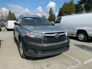 2016 Toyota Highlander LE ***ACCIDENT FREE***
