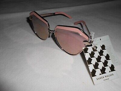 New Karen Walker Jacinto pink LADIES SUNGLASSES 1701549 RRP £220