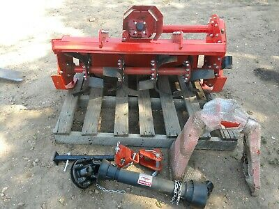 New 40 3 Point Hitch Compact Tractor Roto Tiller