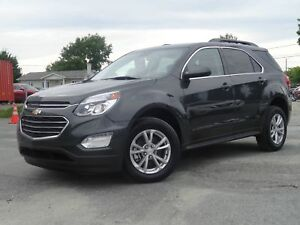 2017 Chevrolet Equinox LT  6249 KM! AIR + CRUISE + BLUETOOTH +