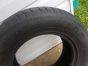 255 65 R17 Good year tyre Upper Mount Gravatt Brisbane South East Preview