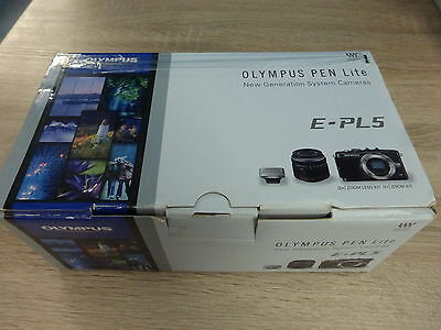 OLYMPUS E-PL5 + obj 14-42mm (Hors service )
