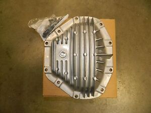 Ford Dodge Chevy Dana 80 10 Bolt  Differential Cover Aluminum Finned OEM