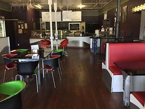 Tree change? Cafe/ takeaway with 3 bdr flat attached in Uralla... Uralla Uralla Area Preview