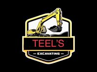 Excavating service $40/hr