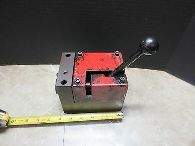 Supermax Ycm-fv56a Cnc Vertical Mill Shifting Distributor Shifter