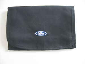 2008 2009 2010 2011 2012 FORD MUSTANG ESCAPE EXPLORER F-150 OWNERS MANUAL POUCH