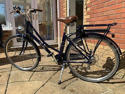 Pendleton Somerby Electric Bike 19'' in Midnight Blue