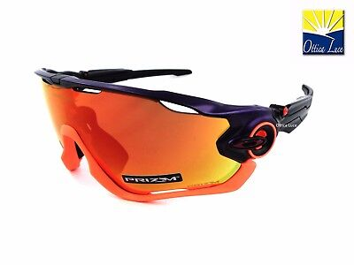 Oakley Jawbreaker 9290 3031 30 31 Prizm Sports Surfing Racing Cycling Sunglasses d'occasion  Expédié en Belgium