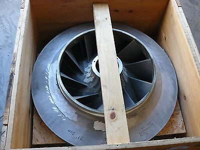 New Cvhf 128 Impeller 31 Diameter For Trane Water Cooled Liquid Chiller