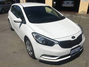 2013 Kia Cerato Hatchback + 3 YEAR WARRANTY Beaconsfield Fremantle Area Preview