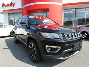 2017 Jeep Compass Limited w/ Navi, Leather, Backup Cam