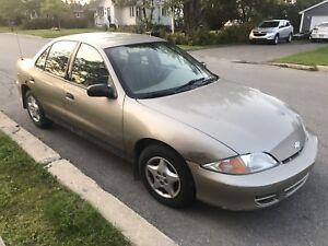 Cavalier vl 2001