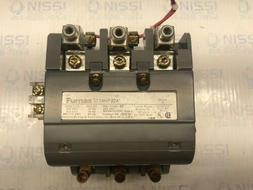 Furnas 14HP32A 90A 600V Contactor