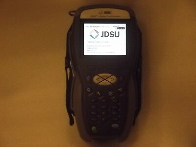 Jdsu 6000b Xt Field Activation Catv Cable Meter With New Battery Docsis 3.0