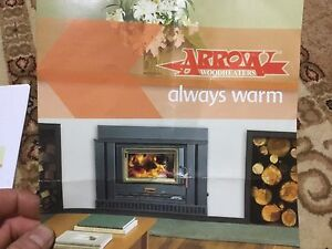 In Wall Fireplace - Brand New - Never Installed Stawell Northern Grampians Preview