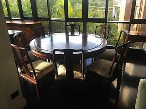 Chinese dining table Vaucluse Eastern Suburbs Preview
