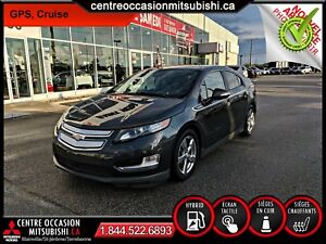 Chevrolet Volt 2015 HYBRIDE, AIR CLIM, BLUETOOTH, CRUISE, GPS