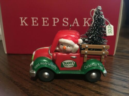 2019 Hallmark Holiday Parade keepsake ornament - 1st in Series
