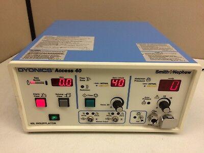 Dyonics Smith Nephew Access 40 Insufflator 7205832