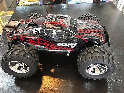 NEW Redcat Racing Earthquake 3.5 1/8 Scale 4x4 Nitro Monster RC Truck Red Black