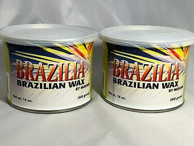 Brazilian Bikini Body Hard Wax for Waxing,14 oz.,low temp for best