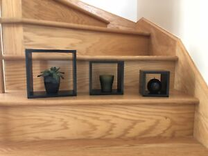 Wall decor squares